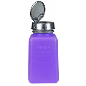 35484-ONE-TOUCH, HDPE, PURPLE, 6OZ