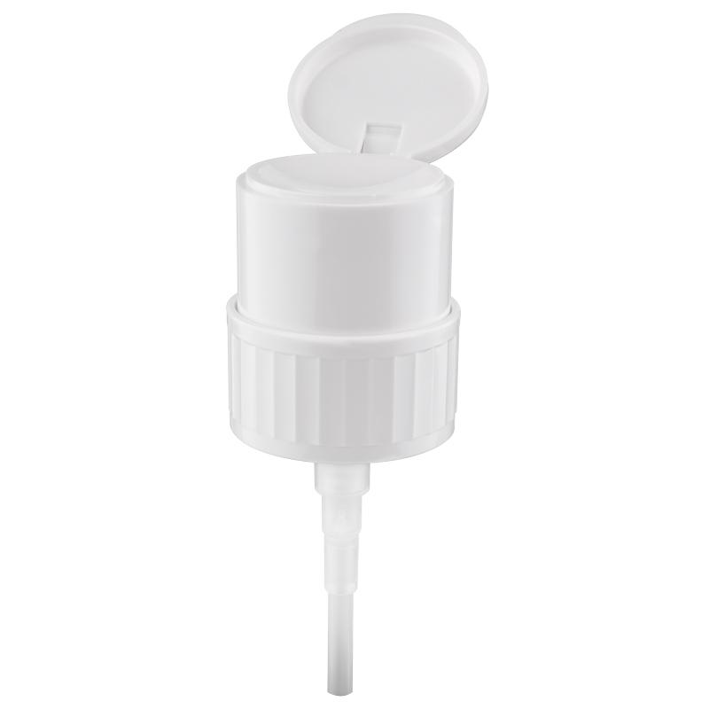35206-TWIST-LOCK, PUMP ONLY WHITE, 3.62 IN STEM