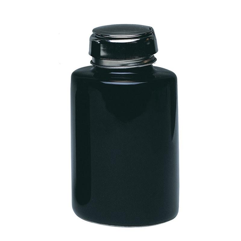 35525-PURE-TOUCH, ROUND, BLACK CERAMIC, 6 OZ,
