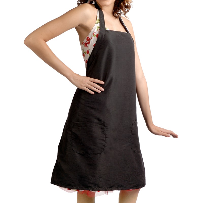 35937-APRON, STYLIST, 29.5 IN, ADJ NECK, 2POCKETS